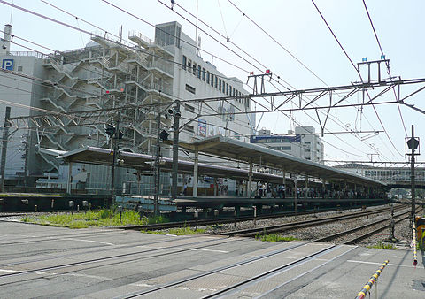 Totsuka-Sta-JR-Platforms